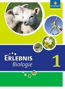 Erlebnis Biologie 1. Lehr- und Arbeitsbuch. NW