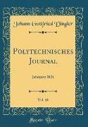 Polytechnisches Journal, Vol. 19