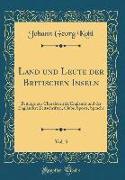 Land und Leute der Britischen Inseln, Vol. 3