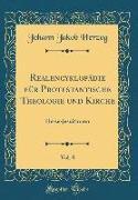 Realencyklopädie für Protestantische Theologie und Kirche, Vol. 8