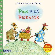 Carlsen Verkaufspaket Maxi Pixi 288. Berner, Pick Pick Picknick
