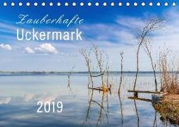 Zauberhafte Uckermark 2019 (Tischkalender 2019 DIN A5 quer)