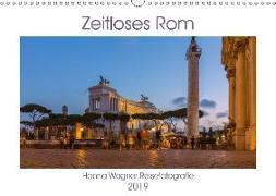 Zeitloses Rom (Wandkalender 2019 DIN A3 quer)