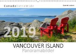 VANCOUVER ISLAND Panoramabilder (Wandkalender 2019 DIN A3 quer)