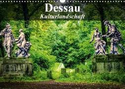 Dessau - Kulturlandschaft (Wandkalender 2019 DIN A3 quer)