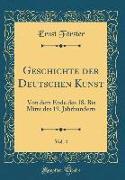 Geschichte der Deutschen Kunst, Vol. 4