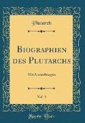 Biographien des Plutarchs, Vol. 3
