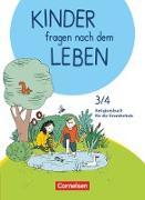 Kinder fragen nach dem Leben 3./4. Schuljahr. Neuausgabe 2018. Religionsbuch. Schülerbuch