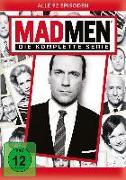 MAD MEN-DIE KOMPLETTE SERIE DVD ST REPL