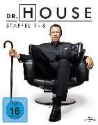 DR. HOUSE - DIE KOMPLETTE SERIE BD ST