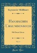 Hansisches Urkundenbuch, Vol. 3