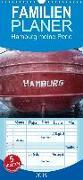 Hamburg meine Perle - Familienplaner hoch (Wandkalender 2019 , 21 cm x 45 cm, hoch)