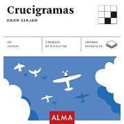 Crucigramas para viajar (cuadrados de diversión); láminas extraíbles