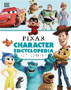 Disney Pixar Character Encyclopedia New Edition