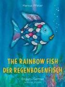 The Rainbow Fish/Bi:libri - Eng/German PB