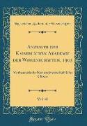 Anzeiger der Kaiserlichen Akademie der Wissenschaften, 1903, Vol. 40