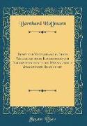 Kunst und Vogelgesang in Ihren Wechselseitigen Beziehungen vom Naturwissenschaftlich-Musikalischen Standpunkte Beleuchtet (Classic Reprint)