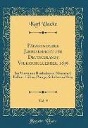 Pädagogischer Jahresbericht für Deutschlands Volksschullehrer, 1856, Vol. 9