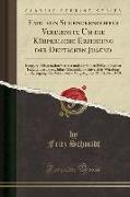 Emil von Schenckendorffs Verdienste Um die Körperliche Erziehung der Deutschen Jugend
