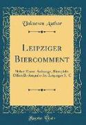Leipziger Biercomment
