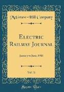 Electric Railway Journal, Vol. 51