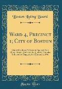 Ward 4, Precinct 1, City of Boston