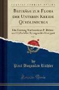 Beiträge zur Flora der Unteren Kreide Quedlinburgs, Vol. 2