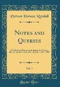 Notes and Queries, Vol. 4