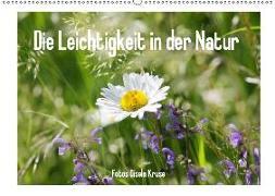 Die Leichtigkeit in der Natur (Wandkalender 2019 DIN A2 quer)
