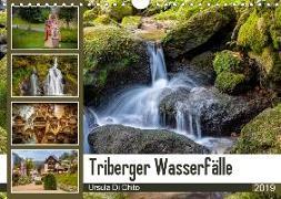 Triberger Wasserfälle (Wandkalender 2019 DIN A4 quer)