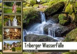 Triberger Wasserfälle (Wandkalender 2019 DIN A3 quer)