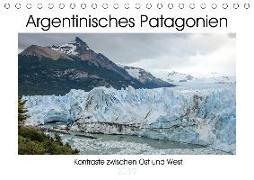 Argentinisches Patagonien (Tischkalender 2019 DIN A5 quer)