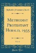Methodist Protestant Herald, 1935, Vol. 42 (Classic Reprint)