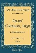 Olds' Catalog, 1930, Vol. 43