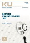 Deutsche Kodierrichtlinien 2019