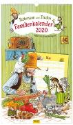 Pettersson & Findus Familienkalender 2020