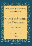Museum Stories for Children, Vol. 13