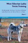 West Siberian Laika Tricks Training West Siberian Laika Tricks & Games Training Tracker & Workbook. Includes