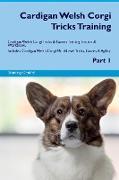 Cardigan Welsh Corgi Tricks Training Cardigan Welsh Corgi Tricks & Games Training Tracker & Workbook. Includes
