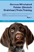German Wirehaired Pointer (Deutsch Drahthaar) Tricks Training German Wirehaired Pointer (Deutsch Drahthaar) Tricks & Games Training Tracker & Workbook. Includes