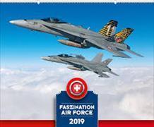 Faszination Air Force - Kalender 2019