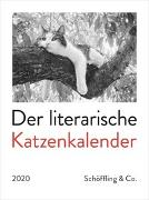 Der literarische Katzenkalender 2020