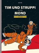 Tim und Struppi: Doppelband Mondlandung