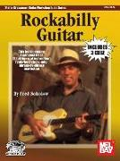 Rockabilly Guitar [With 3 CDs]