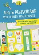 Mein DaZ-Lapbook. Neu in Deutschland - wir lernen uns kennen