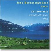 Lieder von Adolf Stähli und Tänze CD