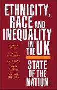 Ethnicity, Race and Inequality in the UK