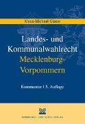 Landes- und Kommunalwahlrecht Mecklenburg-Vorpommern