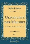 Geschichte der Malerei, Vol. 1