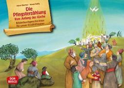 Die Pfingsterzählung. Vom Anfang der Kirche. Kamishibai Bildkartenset